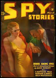 Spy stories