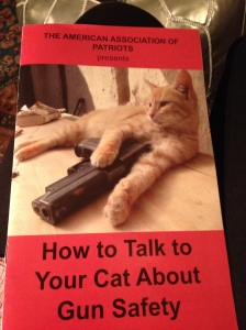 A book from Paulette's coffee table